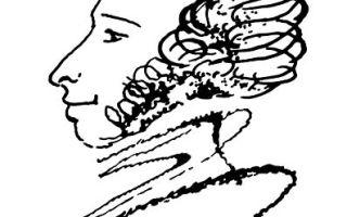 Биография А.С. Пушкина для детей