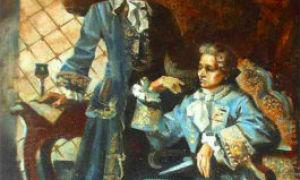 «Моцарт и Сальери» (анализ)