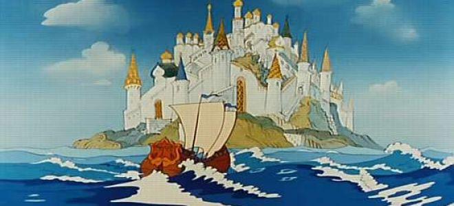 Ветер по морю гуляет и кораблик подгоняет…