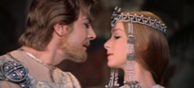 Герои поэмы «Руслан и Людмила»