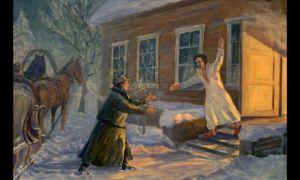 И.И. Пущину («Мой первый друг, мой друг бесценный…») — анализ стихотворения
