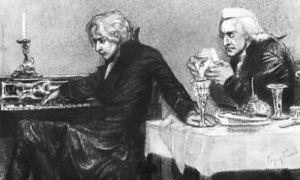 «Моцарт и Сальери» (история создания)