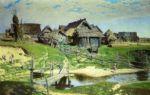 Стихотворение Пушкина «Деревня»