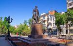 Памятник (Пушкин) — история создания