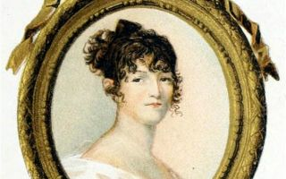 Надежда Осиповна, мать Пушкина