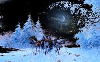 «Зимняя дорога» (А.С. Пушкин)