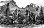 Краткое содержание поэмы «Цыганы»