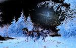 «Зимняя дорога» (анализ стиха)