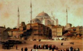 «Стамбул гяуры нынче славят…»