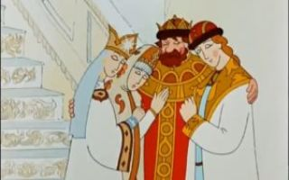 Анализ «Сказки о царе Салтане»