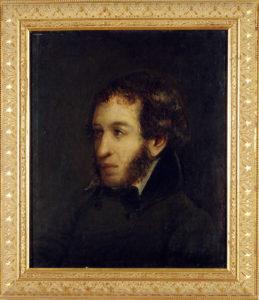 Линев портрет Пушкина