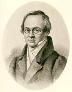 Портрет Дельвига