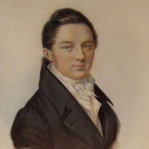 Портрет Пущина