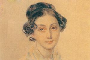 Анна Оленина портрет
