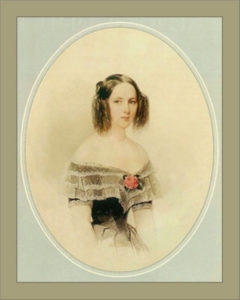 Портрет Гончаровой