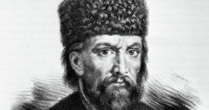 Портрет Пугачева