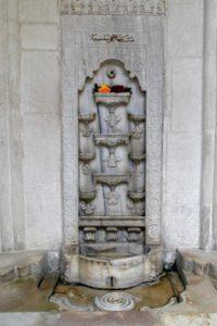 Фонтан бахчисарайского дворца