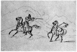 Кавказский пленник рукопись