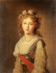 Портрет Анны Керн
