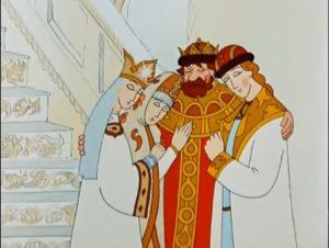Аналаз сказки о царе салтане