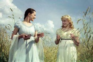 Женские образы в Евгении Онегине