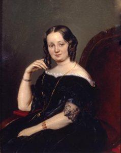 Евпраксия Николаевна Вульф
