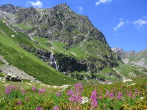 Кавказские горы