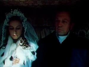 Верейский с Машей в карете