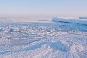 Замерзшее море