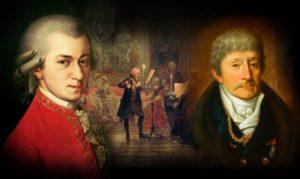 Пушкин Моцарт и Сальери