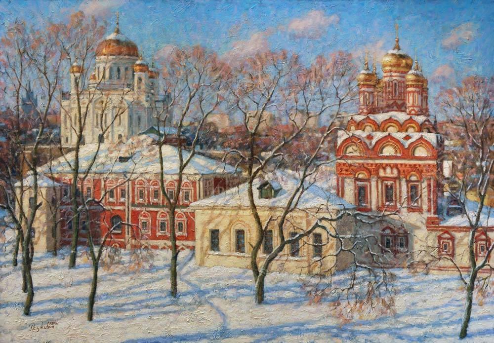 Московские храмы